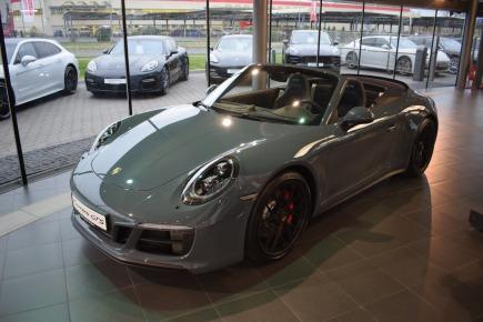 Porsche 911 911 Carrera GTS Cabriolet kabriolet