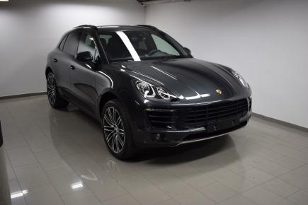 Porsche Macan Macan SUV