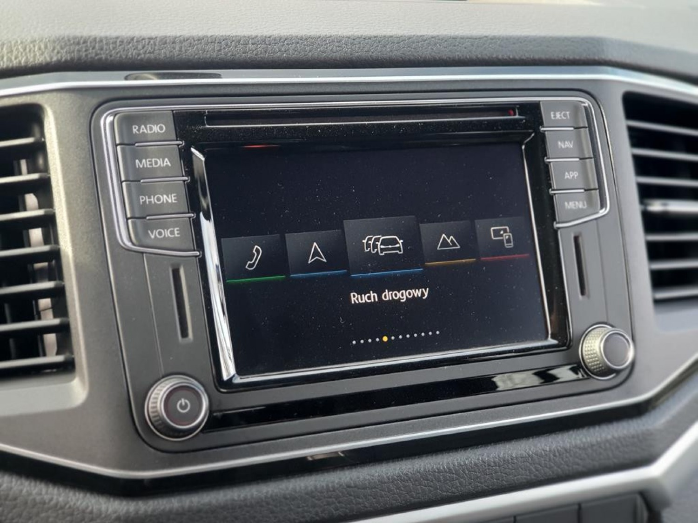 Volkswagen (dostawcze) Amarok AVENTURA V6 3.0 TDI Autom. 258 KM 4MOTION 8-G  samochód nowy