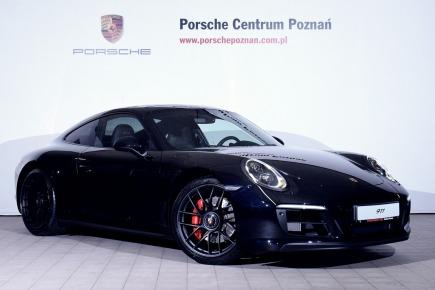 Porsche 911 911 Carrera 4 GTS Coupe sportowy / coupe
