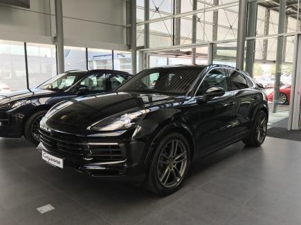 Porsche Cayenne Coupé 3.0 sportowy / coupe