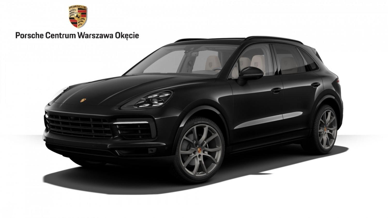 Porsche Cayenne Cayenne E3 Warszawa samochód nowy