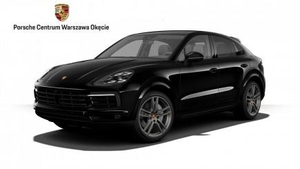 Porsche Cayenne S Coupé sportowy / coupe