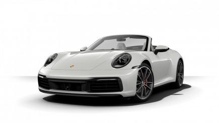 Porsche 911 Carrera 4S Cabrio kabriolet
