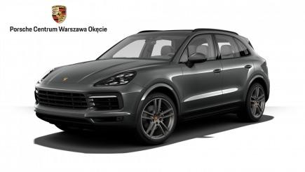 Porsche Cayenne Cayenne E3 SUV