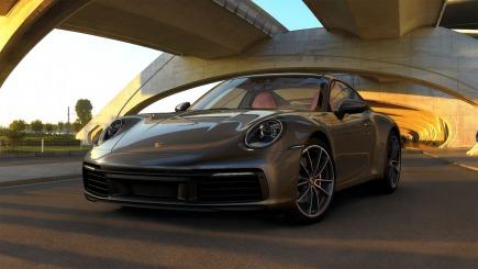 Porsche 911 Carrera S sportowy / coupe