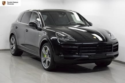 Porsche Cayenne Turbo S e-Hybrid SUV
