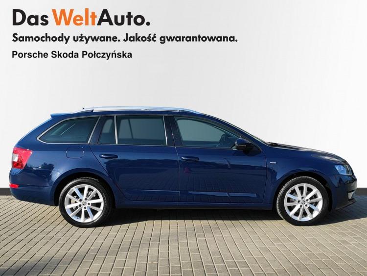 Škoda Octavia COMBI AMBITION 2,0 TDI 110 kW 6-G DSG Warszawa samochód używany
