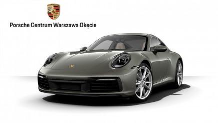 Porsche 911 Carrera 4 sportowy / coupe