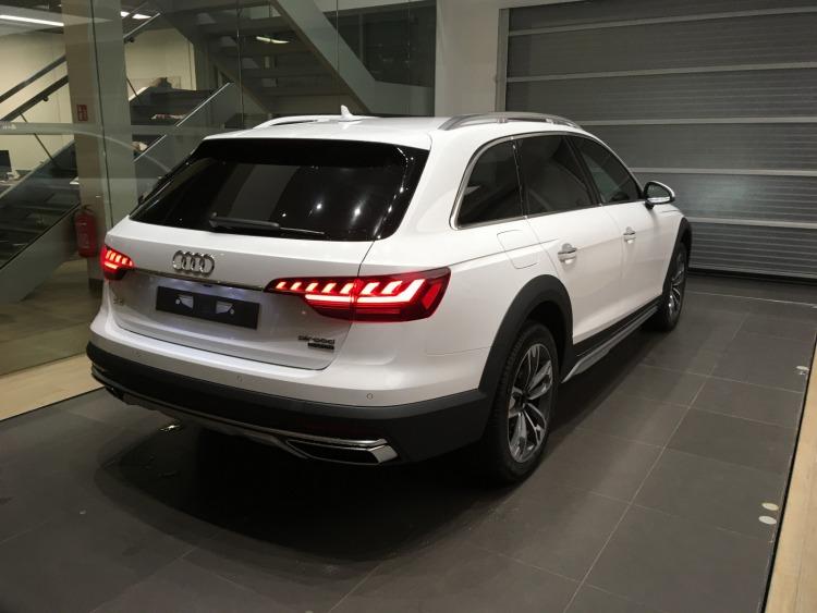 Audi A4 Allroad allroad quattro 40 TDI 140(190) kW(KM) Stronic Warszawa samochód nowy