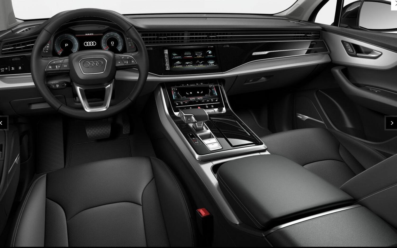 Audi Q7  50 TDI quattro 210(286) kW(KM) tiptronic Poznań samochód nowy