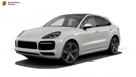 Porsche Cayenne Coupe 3.0 sportowy / coupe