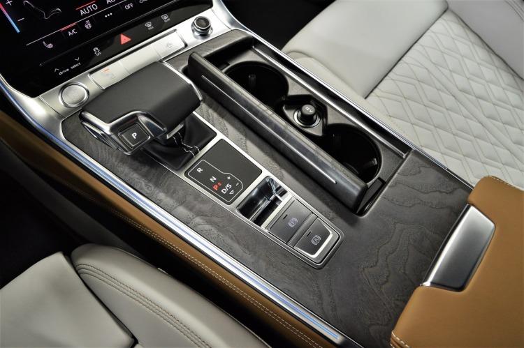 Audi A7 Sportback  50 TDI quattro 210(286) kW(KM) tiptronic Warszawa samochód używany