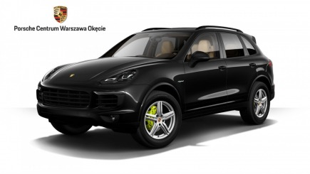 Porsche Cayenne S Cayenne S e-Hybrid Platinum Edition SUV