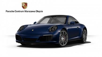 Porsche 911 Carrera 4S PDK sportowy / coupe