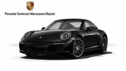 Porsche 911 Carrera 4 PDK sportowy / coupe