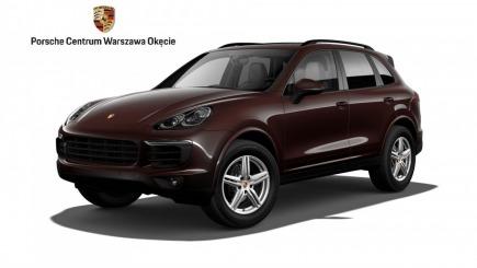 Porsche Cayenne Diesel Platinum Edition SUV