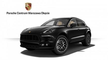 Porsche Macan S Diesel SUV