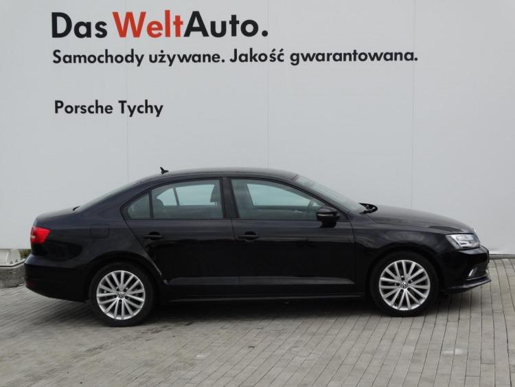 Volkswagen Jetta Comfortline w salonie Porsche Tychy