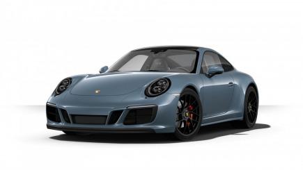 Porsche 911  sportowy / coupe