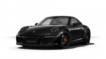 Porsche 911 Carrera 4 GTS Coupe sportowy / coupe