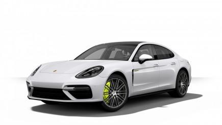 Porsche Panamera Turbo S E-Hybrid sportowy / coupe