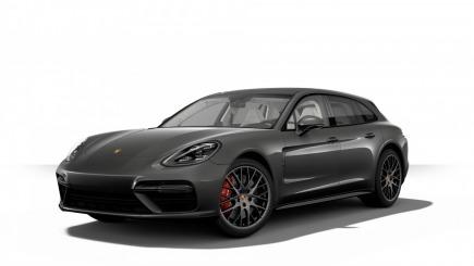 Porsche Panamera Turbo Sport Turismo kombi