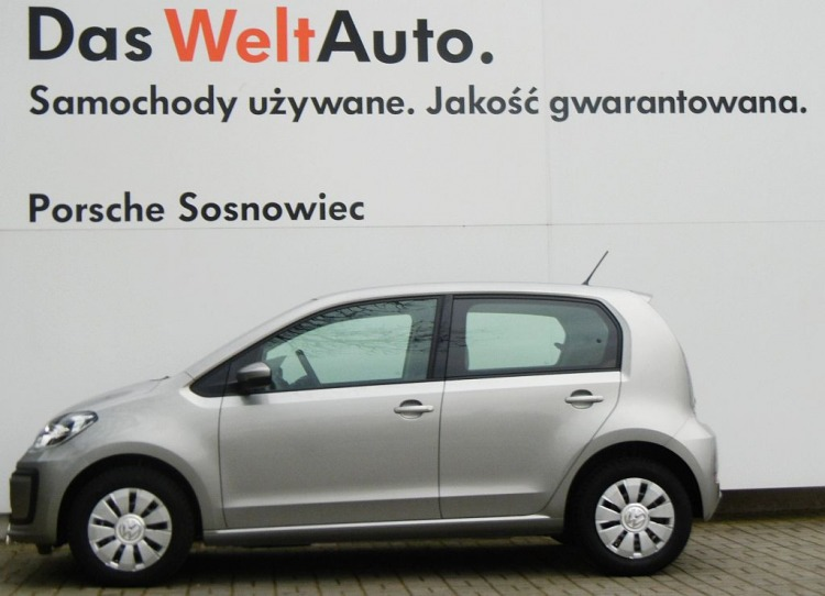 Volkswagen up! Move UP! w salonie Porsche Sosnowiec