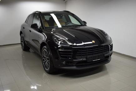 Porsche Macan S SUV