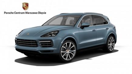 Porsche Cayenne 3 SUV