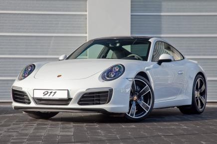 Porsche 911 911 Carrera Coupe sportowy / coupe