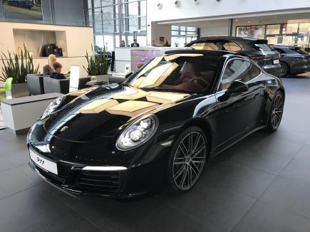 Porsche 911 911 Carrera 4 Coupe sportowy / coupe