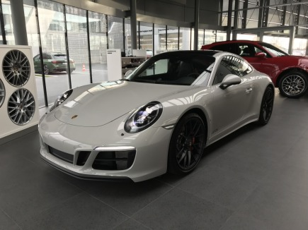 Porsche 911 911 Carrera GTS Coupe sportowy / coupe