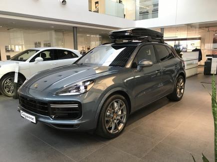 Porsche Cayenne Cayenne Turbo E3 SUV
